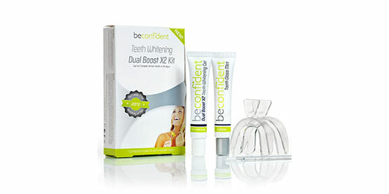 beconfident dual bost kit