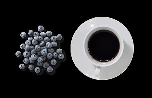 kaffe-blåbär-tandblekning